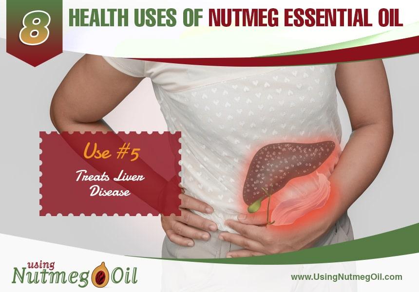 what nutmeg oil is good for