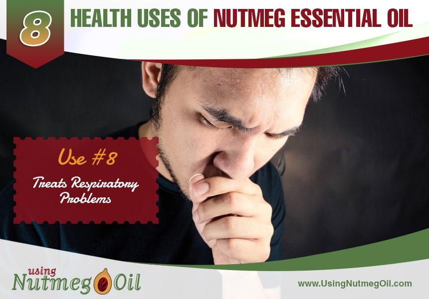 benefits of nutmeg essential oil
