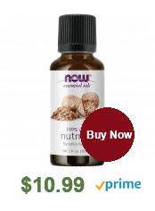 nutmeg essential oil for liver