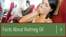 what nutmeg oil is good for