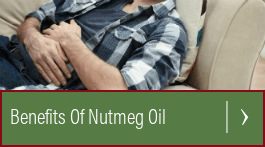 nutmeg oil uses