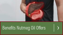 nutmeg oil for pain