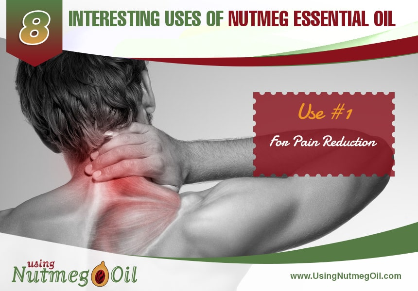 nutmeg essential oil for liver