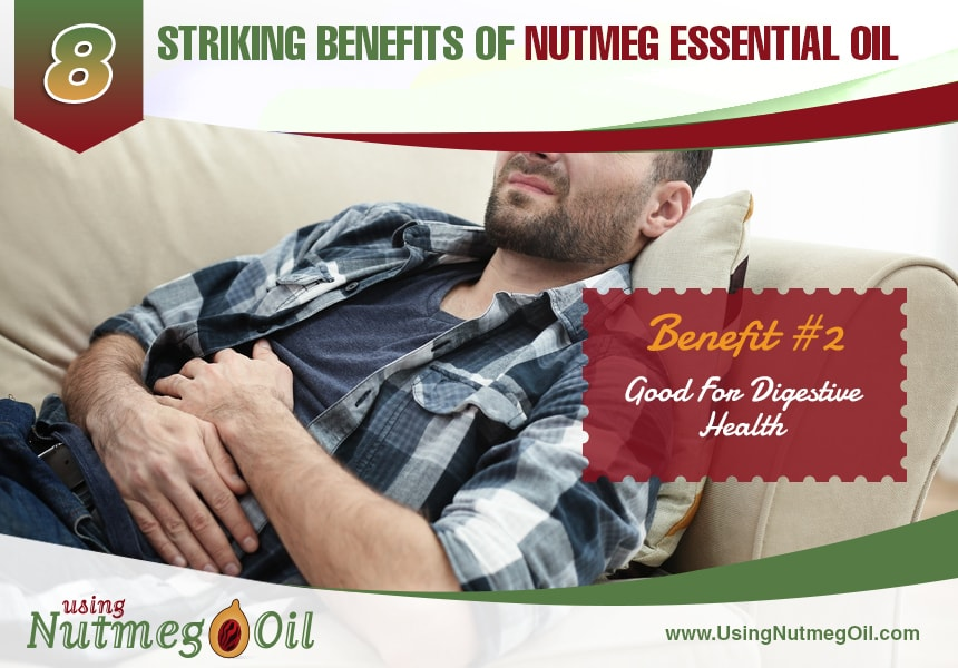 nutmeg essential oil benefits